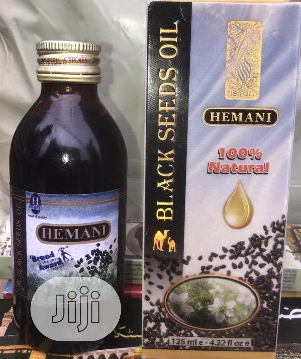 Original Hermani Black Seed Oil-125ml