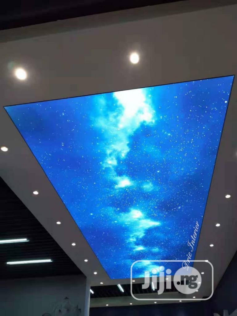 Starry Sky Stretch Ceiling