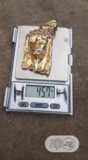 18 Karat Gold Pendant | Jewelry for sale in Lagos State, Yaba