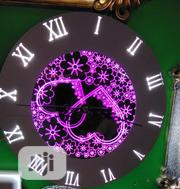 Wall Clock With Light | Electrical Equipment for sale in Lagos State, Ojo