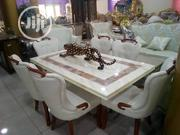 VIP Granet Marble Dining By 6 | Furniture for sale in Lagos State, Ojo