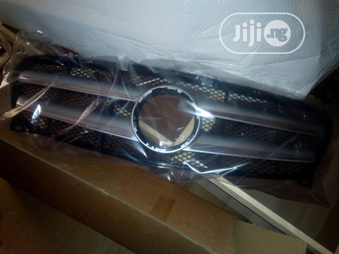 Mercedes Benz Parts And Accessories