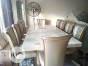 Granet Marble Dining By 10 | Furniture for sale in Lagos State, Ojo
