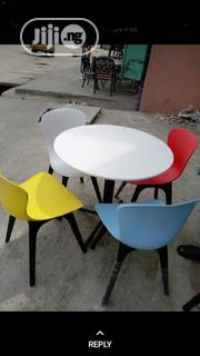 Chair and Table Are Available | Furniture for sale in Lagos State, Ojo
