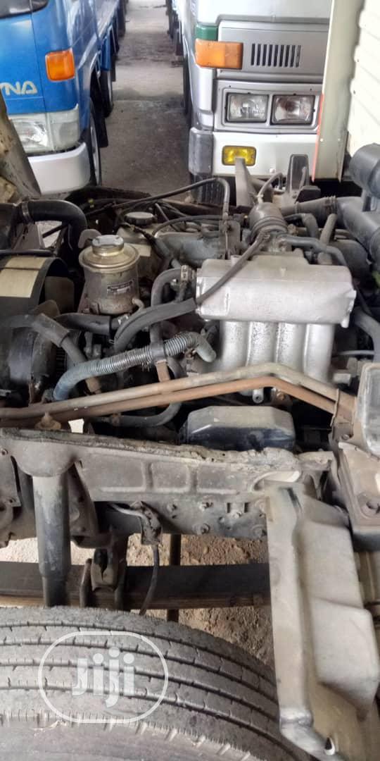 Toyota Dyna 1991 White | Trucks & Trailers for sale in Apapa, Lagos State, Nigeria