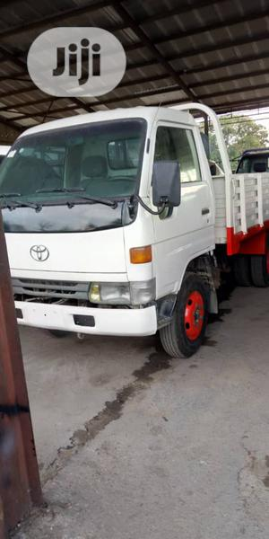 Toyota Dyna 1991 White | Trucks & Trailers for sale in Lagos State, Apapa