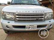 Land Rover Range Rover Sport 4.2 V8 SC 2008 Silver   Cars for sale in Rivers State, Port-Harcourt