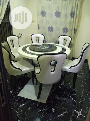 Royal Dinning Table (6) Six Seaters   Furniture for sale in Lagos State, Ilupeju