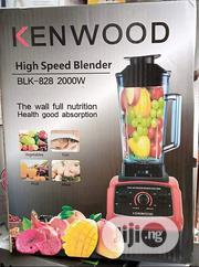 Kenwood High Speed Blender BLK-828 2000W | Kitchen Appliances for sale in Lagos State, Alimosho