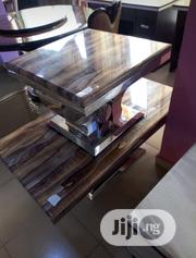 Marble Centre Table With Side Stool | Furniture for sale in Lagos State, Oshodi-Isolo