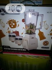 Masters Chef Electric Blender With Mill | Kitchen Appliances for sale in Abuja (FCT) State, Wuse