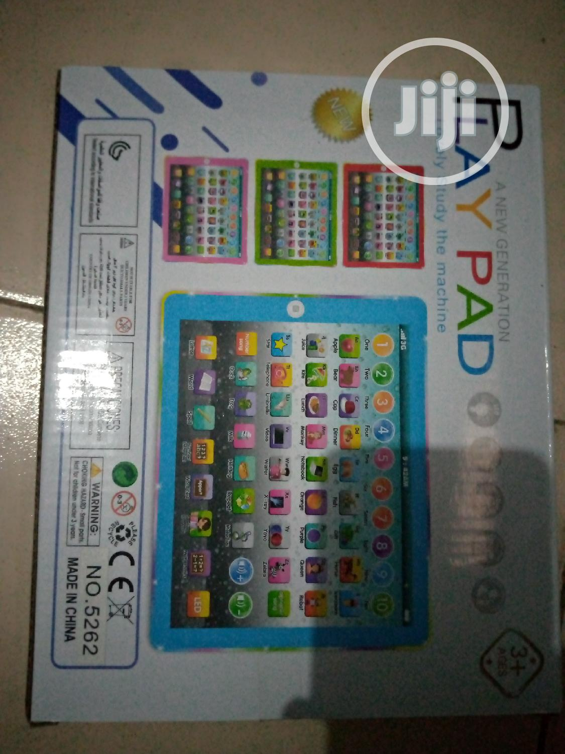 Kids Learning Toy_pad | Toys for sale in Ikorodu, Lagos State, Nigeria