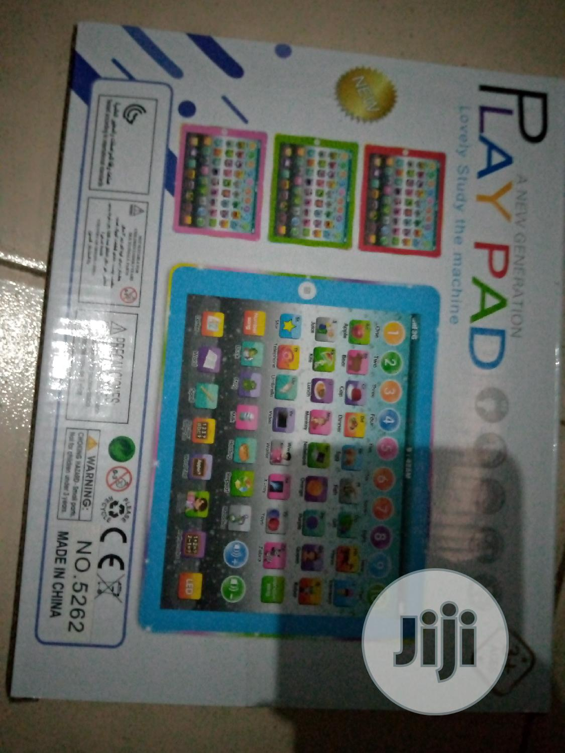 Kids Learning Toy_pad