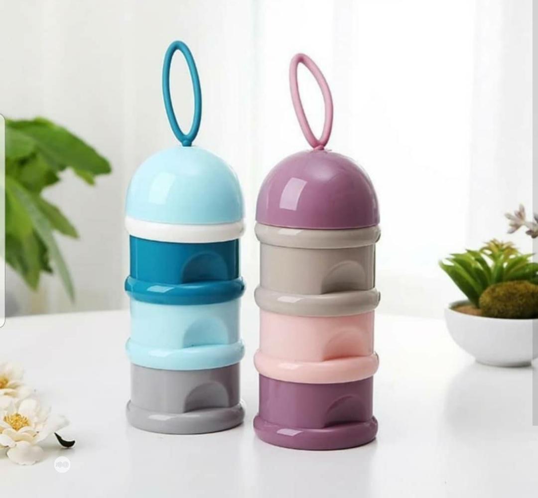Baby 3 In 1 Milk Storage Cup