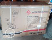 American Fitness Magnetic Bike   Sports Equipment for sale in Lagos State, Surulere