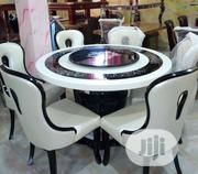 High Quality Important Royal Round Dining With 6 Chairs | Furniture for sale in Lagos State, Ojo