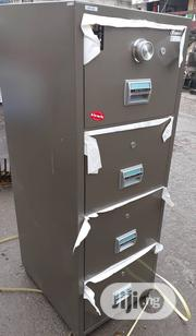 High Quality Imported Four Drawers Fireproof Safe | Safety Equipment for sale in Lagos State, Ojo