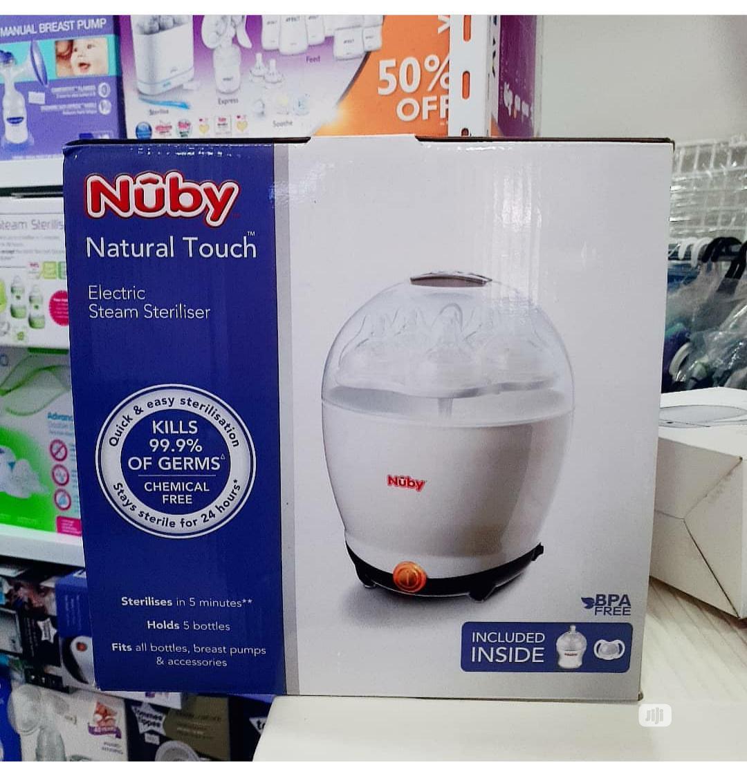 Nuby Electric Sterilising Unit