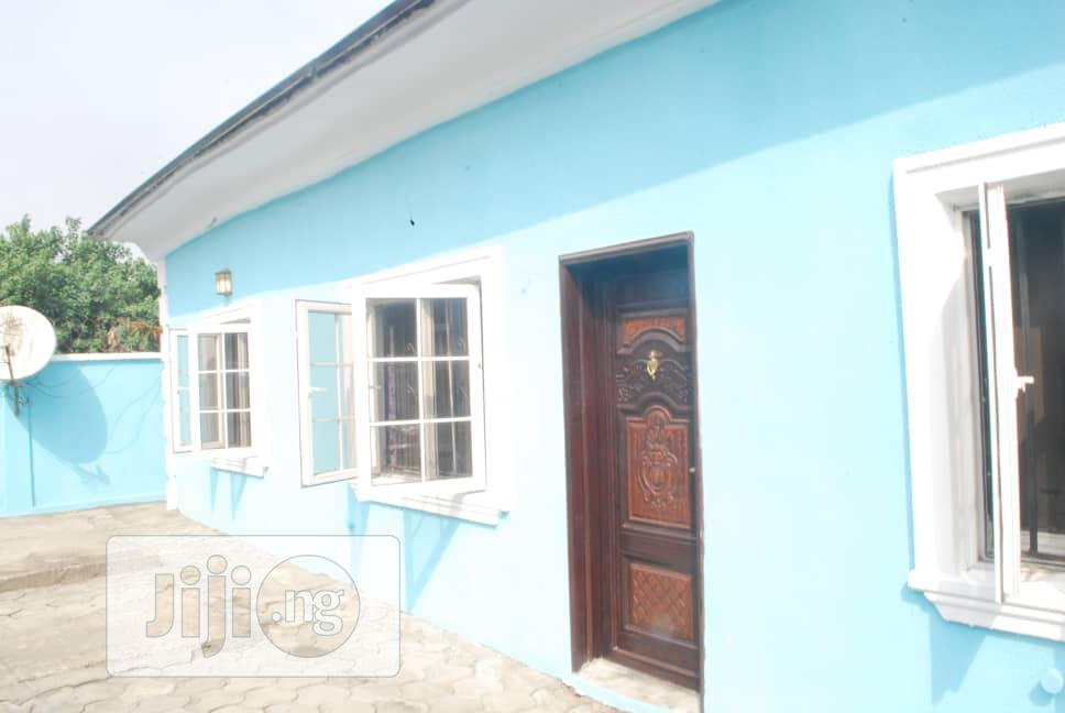 3 Bedroom Bungalow On A Half Plot 4sale @ Eputu After Ajah | Houses & Apartments For Sale for sale in Ibeju, Lagos State, Nigeria