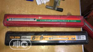 """1/2"""" Dr Micrometer Adjustable Torque Wrench 28 To 210 N.M   Hand Tools for sale in Lagos State, Lagos Island (Eko)"""
