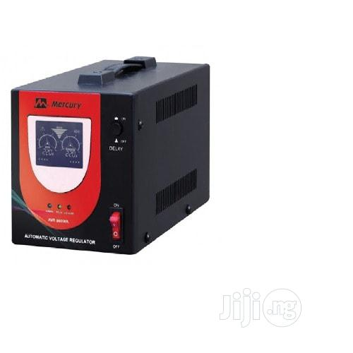 Mercury 5KVA Automatic Voltage Regulator Stabilizer
