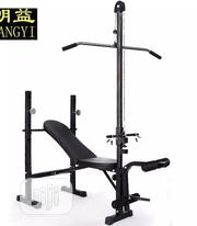 Weightlifting Bench With Roller Gym | Sports Equipment for sale in Lagos State, Surulere