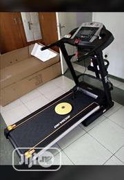 2.5HP Treadmill Running Machine With Massager, Dumbells, Mp3 | Sports Equipment for sale in Lagos State, Surulere