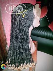 Beaded Handmade Cornrow Wig. | Hair Beauty for sale in Lagos State, Alimosho