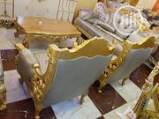 Royal Gold Sofa Chair | Furniture for sale in Lagos State, Ojo