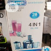 Delonghi 4 in 1 Juicer and Blender, 1000watts. | Kitchen Appliances for sale in Lagos State, Ojo