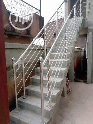 Stainless Railings | Building & Trades Services for sale in Lagos State, Gbagada