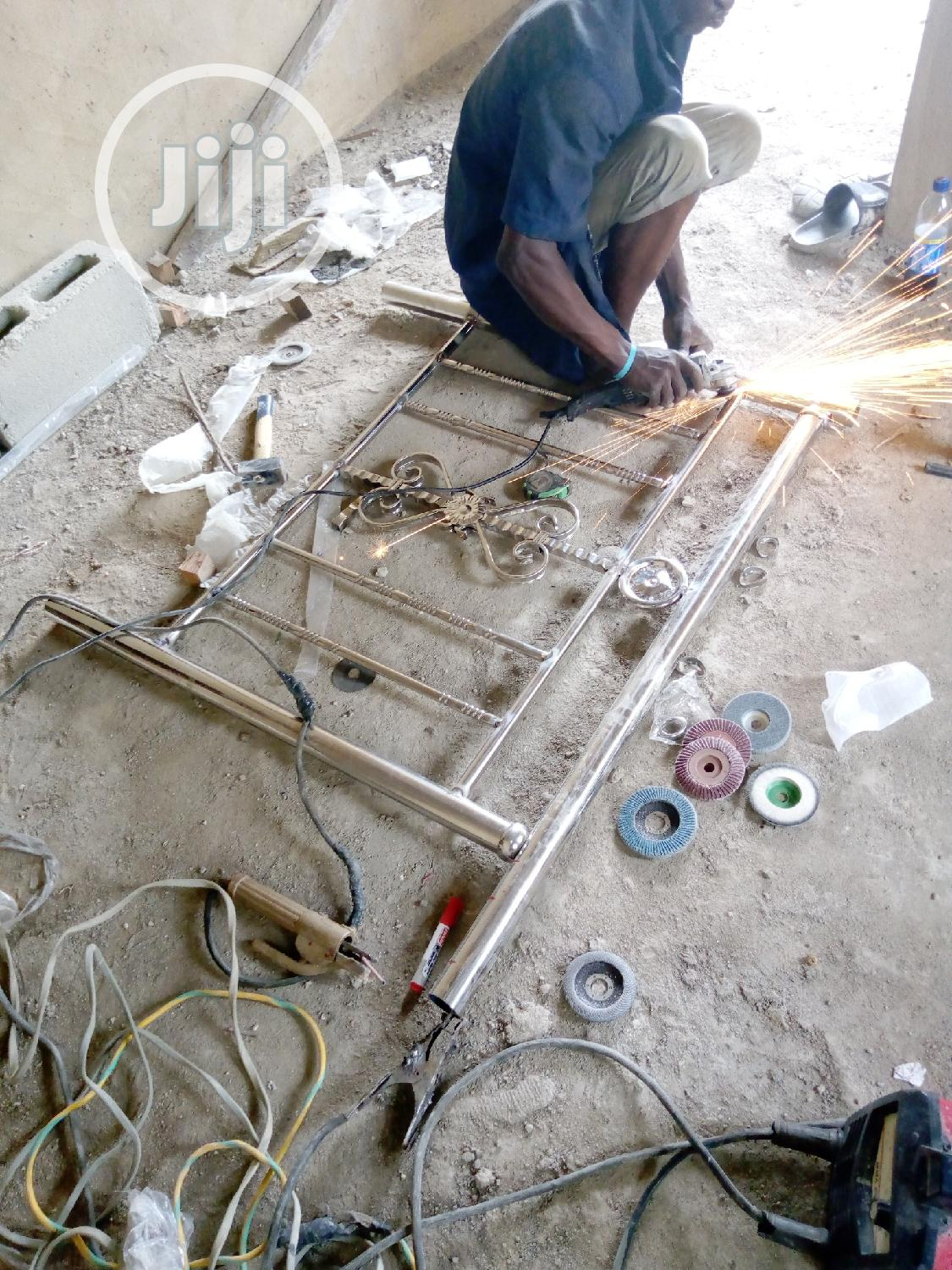 Stainless Railings | Building & Trades Services for sale in Agege, Lagos State, Nigeria