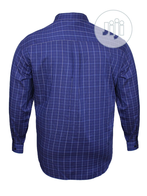 Plus Size Men Shirt(Van Heusen) | Clothing for sale in Ikeja, Lagos State, Nigeria