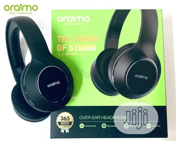 ORAIMO Studio Headset | Headphones for sale in Ikeja, Lagos State, Nigeria