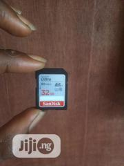 Utra-hd 32GB DSLR Camera Memory Card | Photo & Video Cameras for sale in Lagos State, Alimosho
