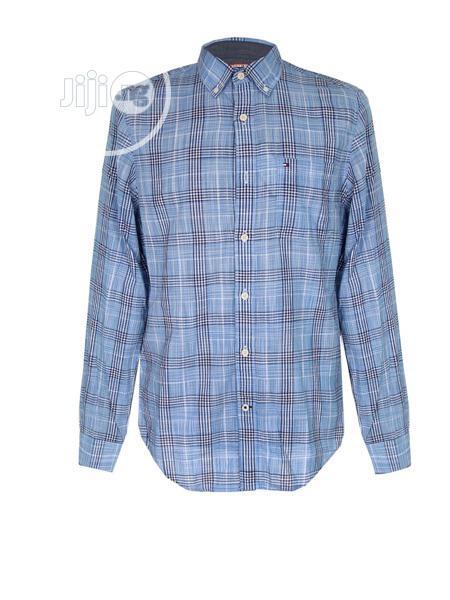 Plus Size Men Shirt(Tommy Hilfiger)