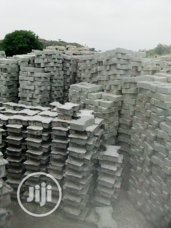 Concrete Interlocks