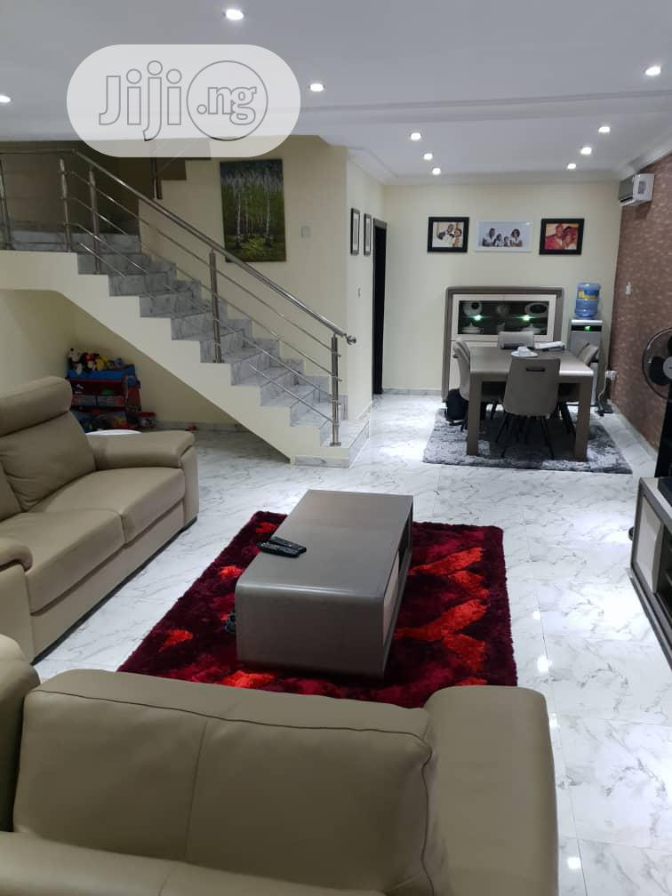Well Furnished 4-Bedroom Terrace With BQ for Rent Located in Oniru