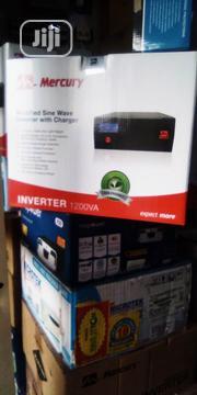 1.2kva/12v Mercury Inverter   Electrical Equipment for sale in Lagos State, Ojo
