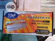 2000w/12v Inverter & Charger   Electrical Equipment for sale in Lagos State, Ojo