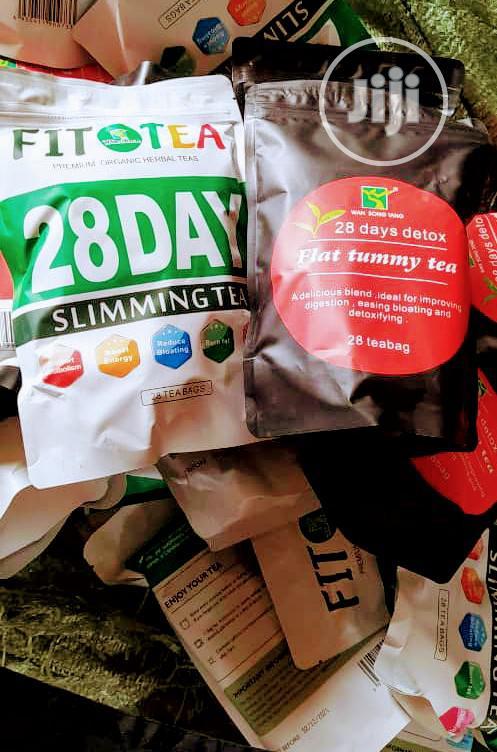 Slimming Tea | Vitamins & Supplements for sale in Oshodi, Lagos State, Nigeria