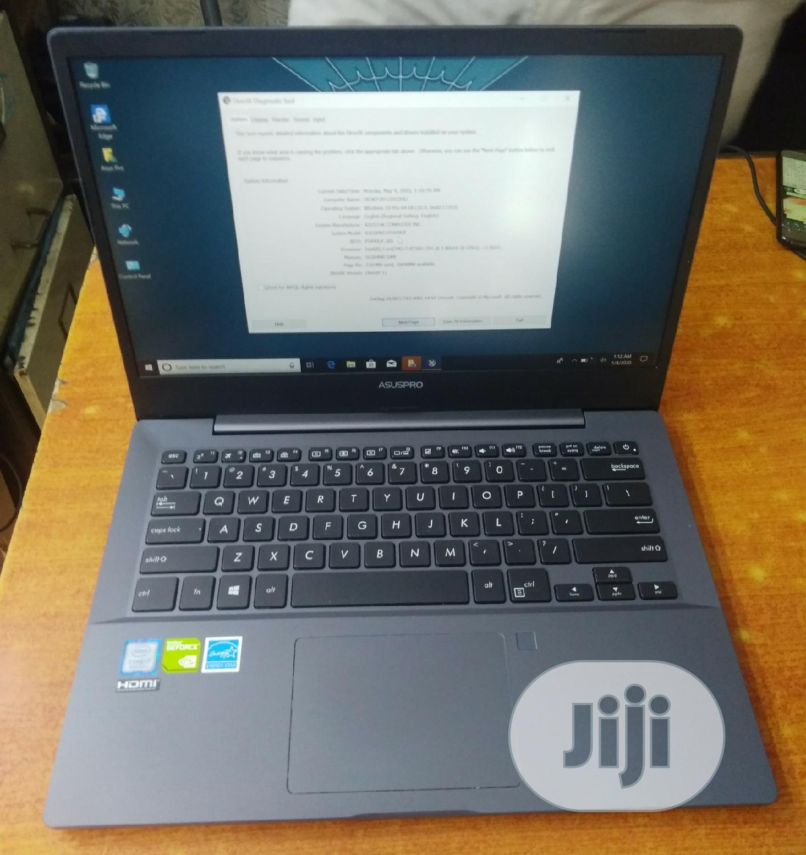 Laptop Asus 8GB Intel Core I7 SSD 256GB