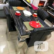 Original Marble Dinning Table With 4 Chairs | Furniture for sale in Lagos State, Amuwo-Odofin