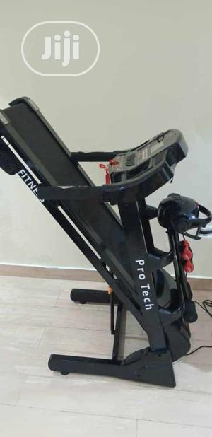 2.5hp Treadmill With Massager | Sports Equipment for sale in Lagos State, Badagry
