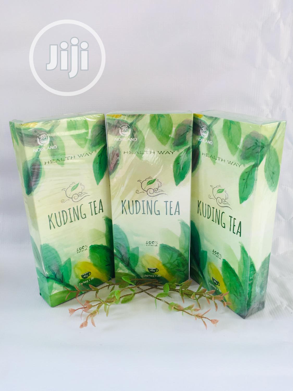 KUDING TEA(Cure For High Blood Pressure,Arthritis,High Cholesterol)