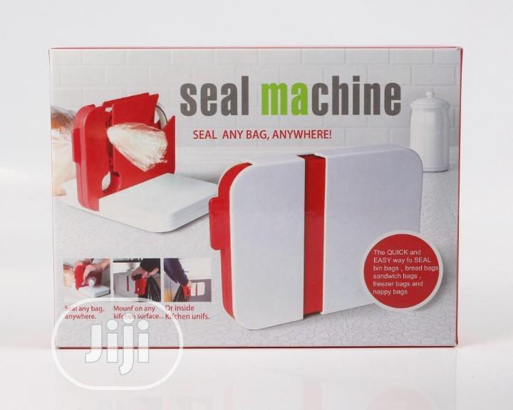 Mini Sealing Machine (Sealabag) | Manufacturing Equipment for sale in Mushin, Lagos State, Nigeria