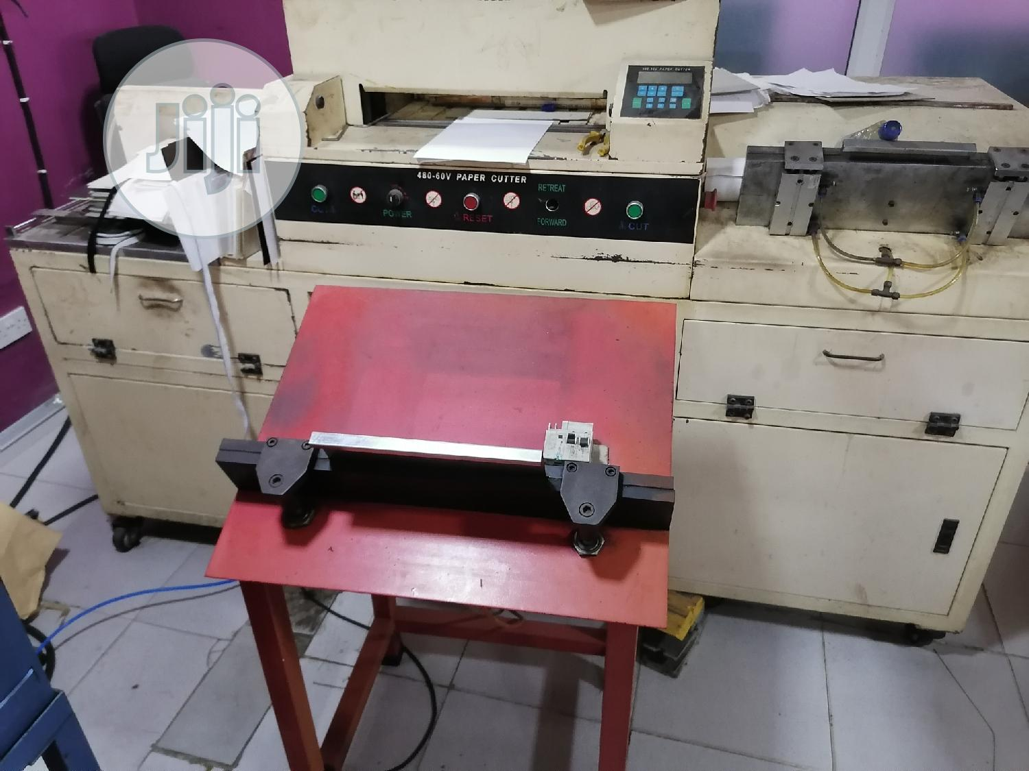 Archive: Modern Photo Processing Lab With Complete Photo Book Making Machine