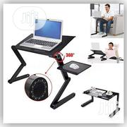Lightweight Aluminum Fordable Laptop Desk Computer Table | Furniture for sale in Lagos State, Ikeja