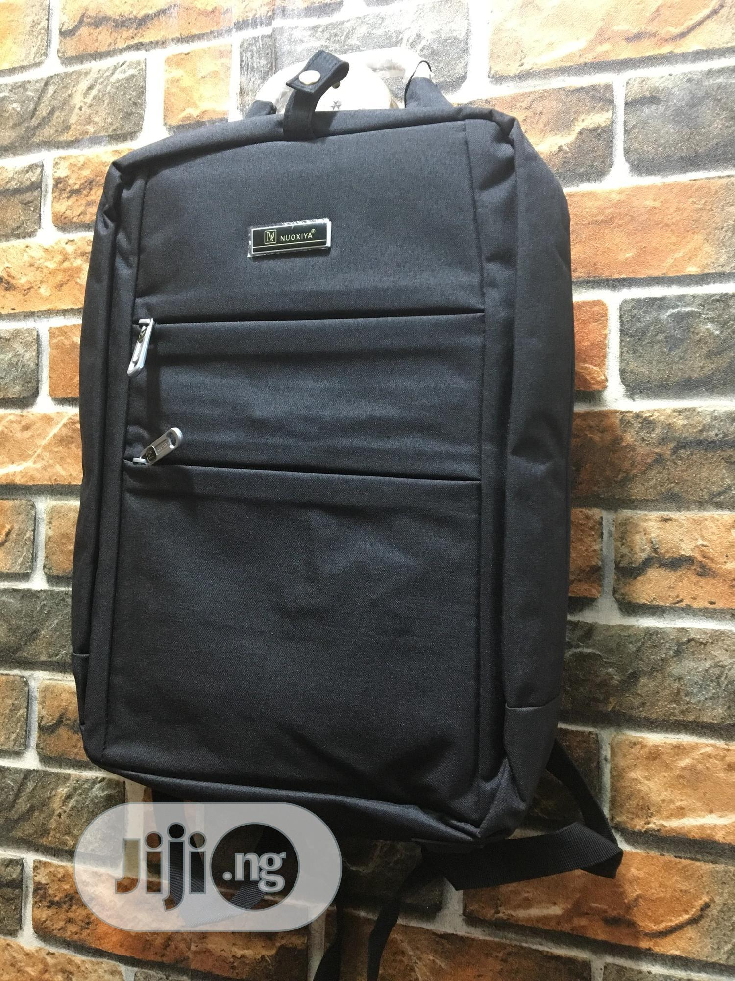 Nuixoya Backpack Slim Bag | Bags for sale in Ikeja, Lagos State, Nigeria