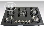 Polystar 5 Burners In-Built Gas Hub Pv-Gt80g5 | Kitchen Appliances for sale in Lagos State, Ikeja